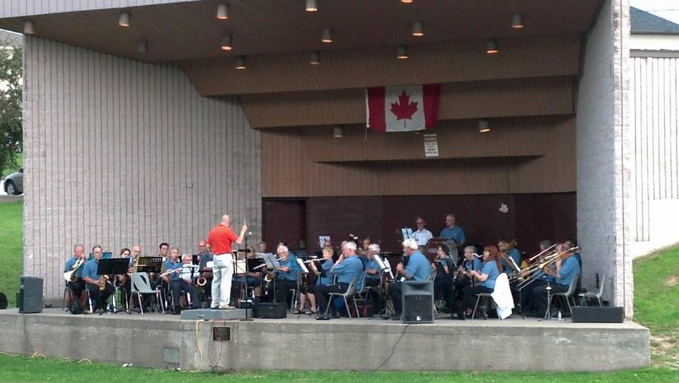 Thorold Reed Band