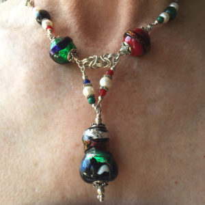 ONE-OF-A-KIND MARILYN COCHRANE BEAD NECKLACE Image