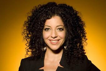 Broadcaster Julie Nesrallah