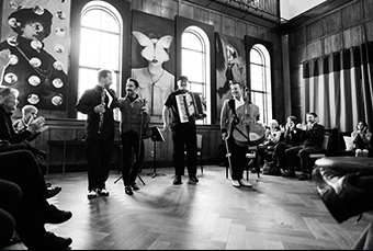 Quartetto Gelato and Joe Pillitteri