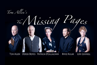 The Missing Pages