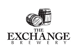 THE EXCHANGE BREWERY LOGO